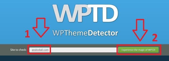 como detectar una plantilla en wordpress