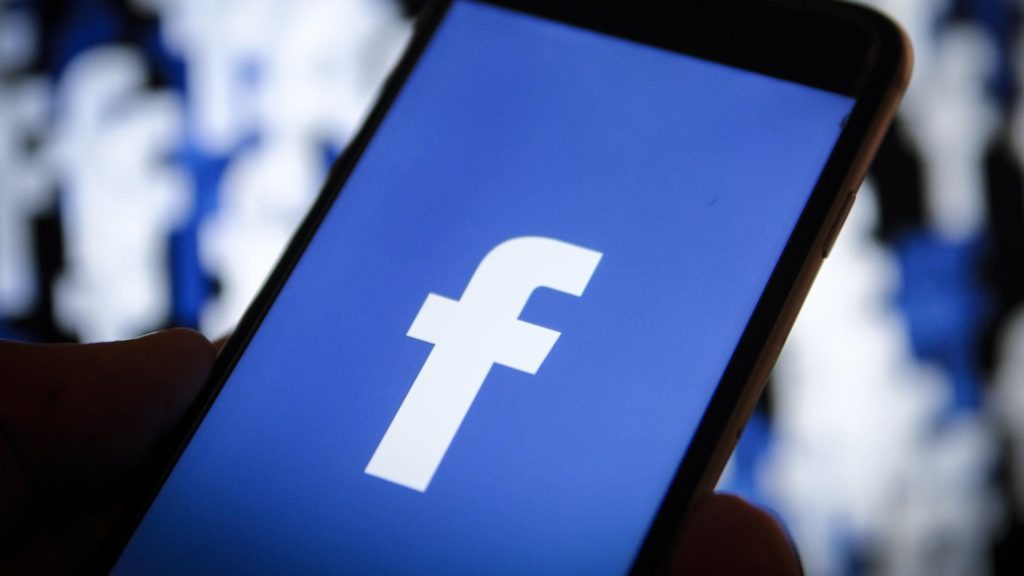 facebook se ha caído hoy