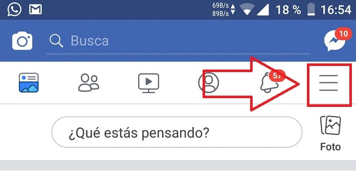 como saber cuanto tiempo pasas en facebook