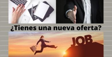 saber si una oferta de trabajo es falsa
