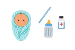 como saber si un bebe tiene fiebre