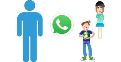 saber si algún desconocido tiene mi número de whatsapp.