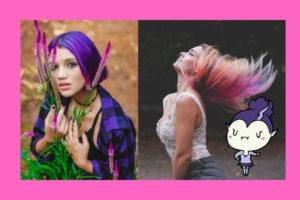 Que color de pelo me favorece