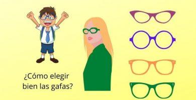 Unas gafas te quedan bien